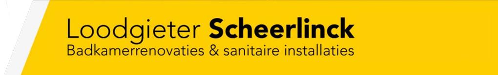 Loodgieter Scheerlinck